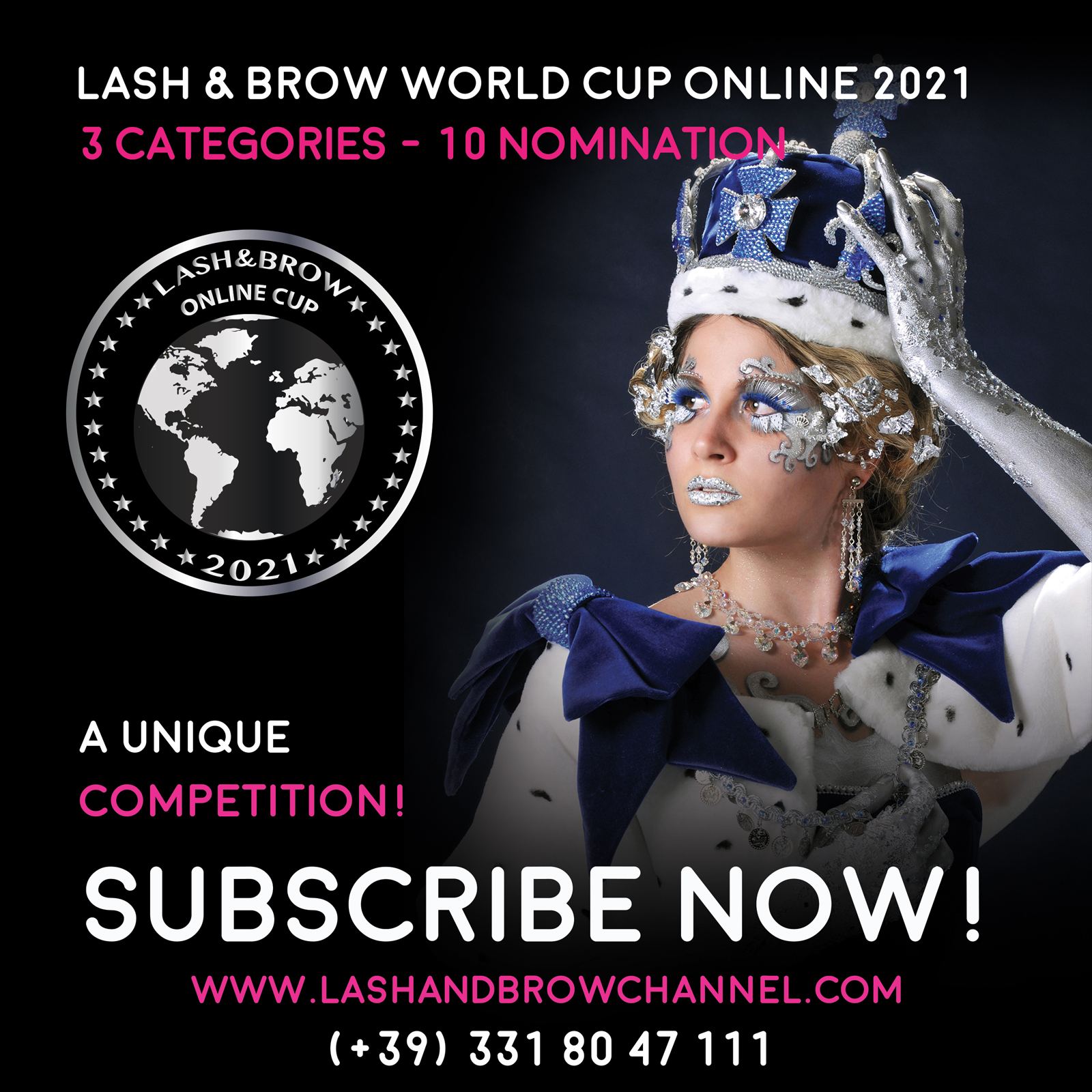 News about Lash&Brow World Cup 2021