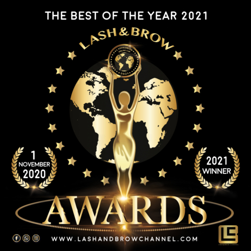 The Best of the Year Lash & Brow World Cup Online 2021