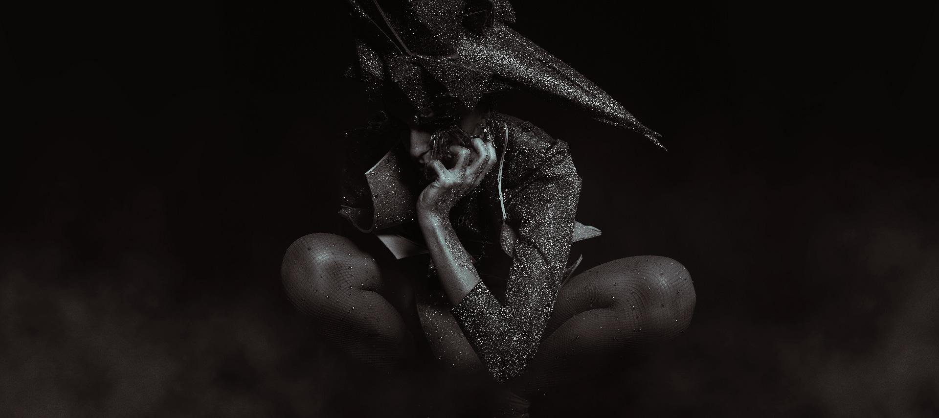 fantasy lash art my idol pop rock by Laura Manca